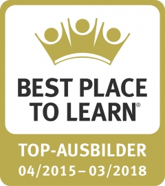 BANG- Best Place to learn. Top-Ausbilder. Willy Lillich GmbH